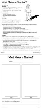 light and shadows lesson plans 420 best science light and shadow unit images on pinterest