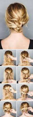 Frisuren Mittellange Haare Hochstecken by The 25 Best Haare Hochstecken Ideas On Frisuren