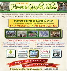 Home Design And Decor Expo Fox Valley Home Show Visitors Naperville Home And Garden Show
