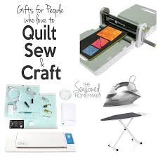 gifts for women who quilt sew and craft