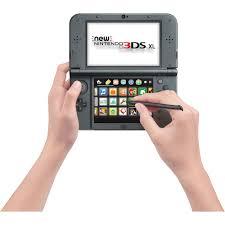 nintendo 3ds xl black friday sales new nintendo 3ds xl handheld black walmart com