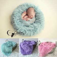 newborn photography props aliexpress buy 100x150cm mongolian faux fur wool blanket