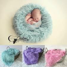 baby props aliexpress buy 100x150cm mongolian faux fur wool blanket