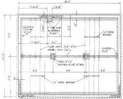 Slab Foundation Floor Plans Layout Drawings