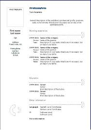 resume template for freshers download google google template resume