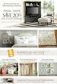 ballard catalog home decor