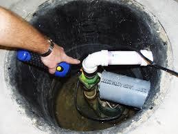 sump pump priority response plumbing