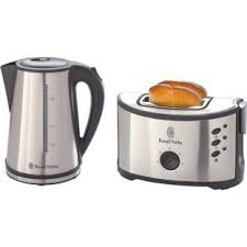 Kettle Toaster Offers Buy Essentials By Russell Hobbs 15219 Kettle U0026 Toaster Set At
