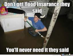 Insurance Meme - don t get flood insurance by daniel the dragonborn meme center