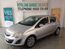 used vauxhall corsa excite 2011 cars for sale motors co uk