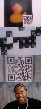 Yo Dawg Know Your Meme - i heard you like qr codes xzibit yo dawg know your meme
