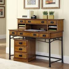 Executive Desk With Hutch Modern Craftsman Executive Desk Hutch Mobile File By Home Styles