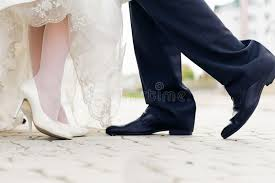 wedding shoes for groom wedding shoes in a standing and groom stock image image of