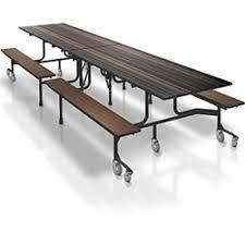 Learn Bench Palmer Hamilton Rectangular Bench Tables Cafeteria Tables