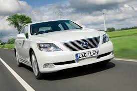 lexus cars 2009 the best used luxury cars for less than 10k parkers