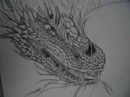 how to draw a dragon step by step 2 youtube