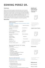 Accounting Manager Resume Examples by Facility Manager Resume Samples Visualcv Resume Samples Database