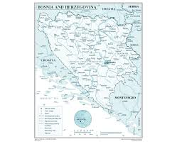 Novi Michigan Map by Maps Of Bosnia And Herzegovina Detailed Map Of Bosnia And