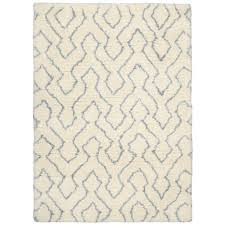 6 X 4 Area Rug Nourison Galway Ivory Blue 5 Ft X 7 Ft Area Rug 224446 The