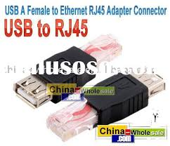 communication usb to ethernet adaptor circuit diagram