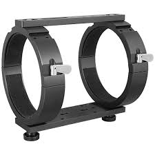 mounting rings images Astronomics mounting ring set for 5 quot refractors jpg