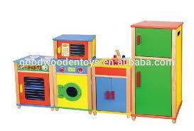 gioco cucina yunhe fabbrica in legno massello fatta gioco di finzione set da