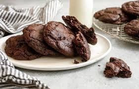 double chocolate cookies recipe nyt cooking