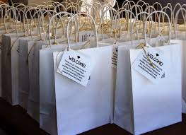 wedding gift bag wedding gift bags achor weddings