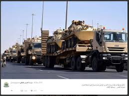 personal armored vehicles saudis appear to be using canadian made combat vehicles against