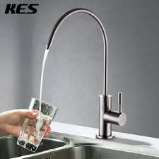 water filtration faucets kitchen kes z501a b c lead free beverage faucet water filtration
