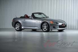 honda convertible 2000 honda s2000 convertible stock 2001107a for sale near new