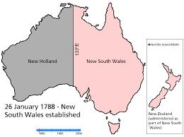 list of proposed states of australia