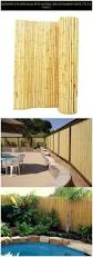 backyard x scapes rolled bamboo fencing home decorating