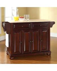crosley furniture kitchen island 20 crosley furniture alexandria kitchen island brown