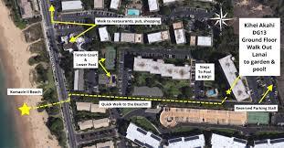 google maps floor plans condo floor plan kihei hale o maluhia maui vacation rental condo