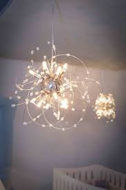 chandelier childrens lamps kids bedside lamp glass chandelier