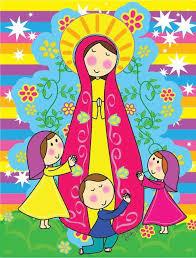 imagenes de virgen maria infantiles resultado de imagen para dibujo infantil de la virgen de fatima