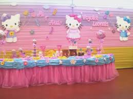 Hello Kitty Party Decorations Mytotalnet Com Hello Kitty Decoration For Children Parties