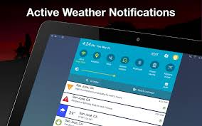 weather by weatherbug android apps on google play