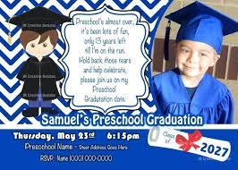 preschool graduation invitations awesome phd graduation invitation wording or preschool graduation