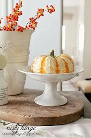 White Pumpkin Decorations Halloween 158 Best Acorns U0026 Pumpkins Images On Pinterest Halloween