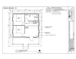 floor plans for cabins cabins u2013 romtec inc