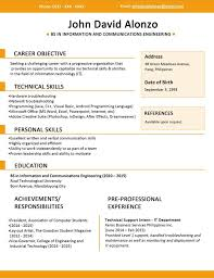 Copy Paste Resume Templates Resume Copy And Paste Template Customer Service Resume Template