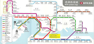 Mtr Map Hong Kong U2013 Pfungcollects