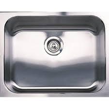 Stainless Steel Undermount Kitchen Sink by Blanco Supreme Undermount Stainless Steel 20 5 Large Single Basin