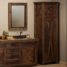 rustic log u0026 barn wood linen closet u0026 linen cupboard styles