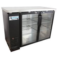 Beer Bottle Refrigerator Glass Door by Avantco Ubb 48g Hc 48