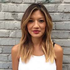 hair highlight for asian asian women hair colors that are in trend buzfr