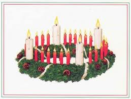 the meaning of advent celebrate with calendar candles wreath