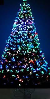 fiber optic tree 6ft decor